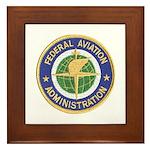 FAA Framed Tile