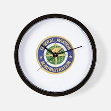 FAA Wall Clock
