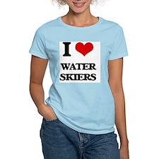 I love Water Skiers T-Shirt