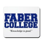 FABER College - Mousepad