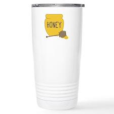 Sweet Honeypot Jar Travel Mug