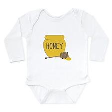 Sweet Honeypot Jar Body Suit
