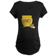 Sweet Honeypot Jar Maternity T-Shirt