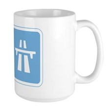 Motorways are shit Mug