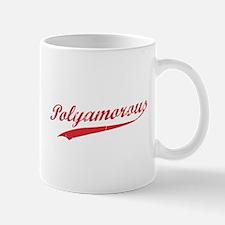 Team Polyamory Polyamorous and Proud Mugs