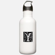 Y-ana black Water Bottle