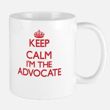 Keep calm I'm the Advocate Mugs