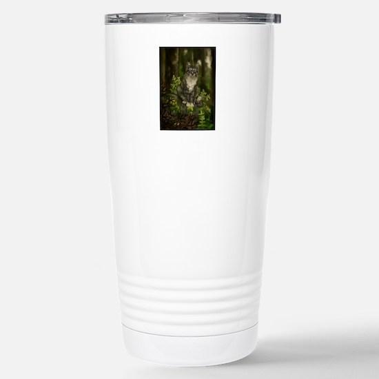 Jayfeather Stainless Steel Travel Mug
