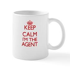 Keep calm I'm the Agent Mugs
