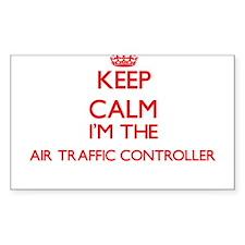 Keep calm I'm the Air Traffic Controller Decal