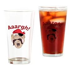 Aaargh! Drinking Glass
