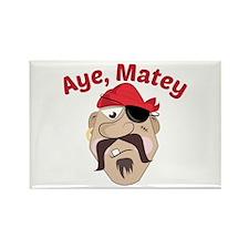 Aye,Matey Magnets