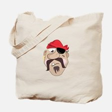 Pirate_Base Tote Bag