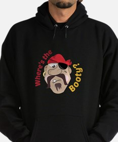 Where's The Booty? Hoodie