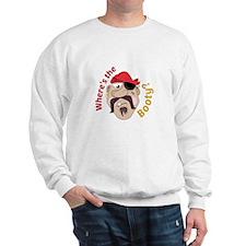 Where's The Booty? Sweatshirt