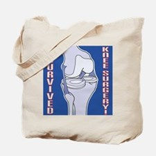 Knee Surgery Gift 5 Tote Bag