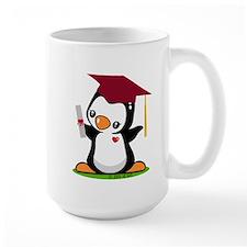 Graduation Penguin (4) Mug