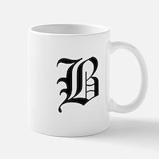 B-oet black Mugs