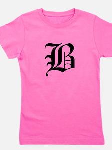 B-oet black Girl's Tee