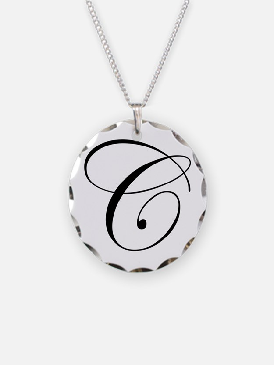 C-edw black Necklace