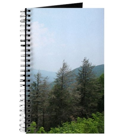 Blue Ridge Trees Journal