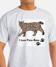 Pixie-Bob (color) T-Shirt