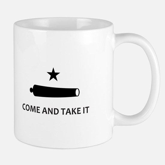BATTLE OF GONZALES Mugs