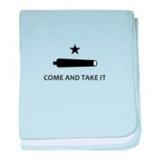 BATTLE OF GONZALES baby blanket