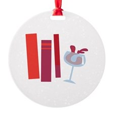 Books Club Ornament