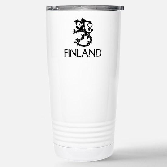 Finland Stainless Steel Travel Mug