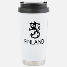 Finland Travel Mug