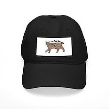 Pixie-Bob (color) Baseball Hat