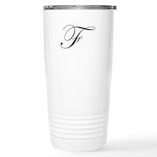 F-edw black Travel Mug