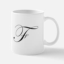 F-edw black Mugs