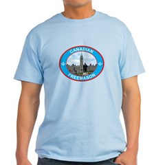 Proud Canada Mason T-Shirt