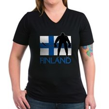 Finland Hockey Shirt