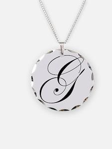 G-edw black Necklace