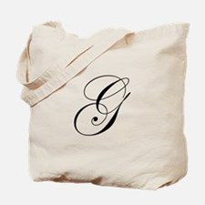 G-edw black Tote Bag