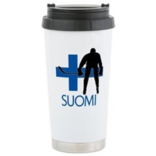 Suomi Hockey Travel Mug
