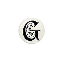 G-pre black Mini Button (10 pack)