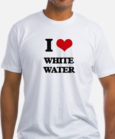 I love White Water T-Shirt