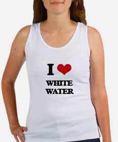 I love White Water Tank Top