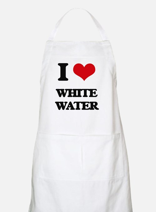 I love White Water Apron