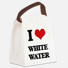 I love White Water Canvas Lunch Bag