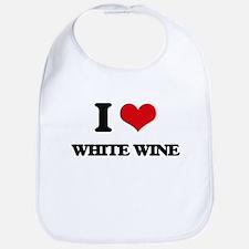 I love White Wine Bib