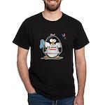 linux Penguin Dark T-Shirt