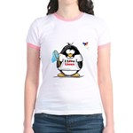 linux Penguin Jr. Ringer T-Shirt
