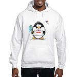 linux Penguin Hooded Sweatshirt