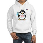 linux Penguin Hooded Sweatshirt