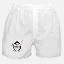 linux Penguin Boxer Shorts